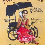 Morena la griotte, spectacle de Marie-Pierre Loncan